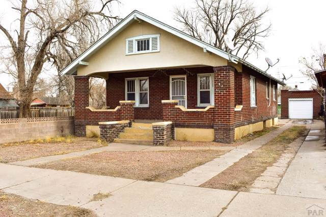 1722 E Evans Ave, Pueblo, CO 81004 (MLS #184276) :: The All Star Team of Keller Williams Freedom Realty