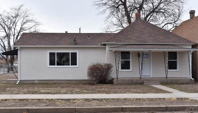 1441 Cypress St, Pueblo, CO 81004 (MLS #184280) :: The All Star Team of Keller Williams Freedom Realty