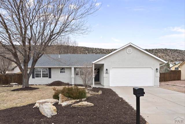 3205 N 5th St, Canon City, CO 81212 (MLS #184362) :: The All Star Team of Keller Williams Freedom Realty
