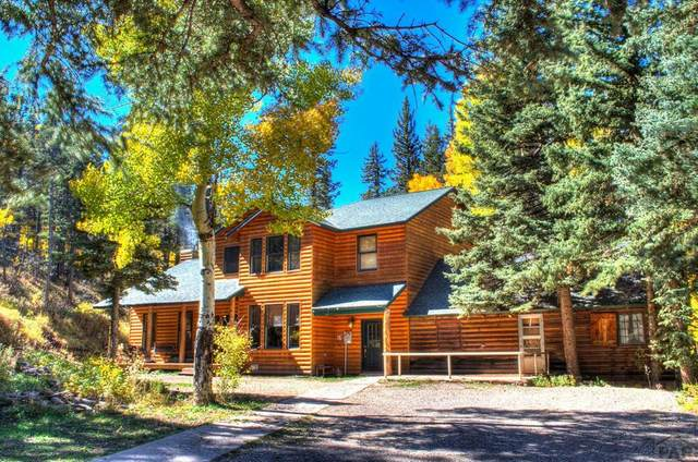18719 Hwy 12, Cuchara, CO 81055 (MLS #184443) :: The All Star Team of Keller Williams Freedom Realty