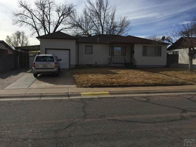 12 Tulane St, Pueblo, CO 81005 (MLS #184490) :: The All Star Team of Keller Williams Freedom Realty