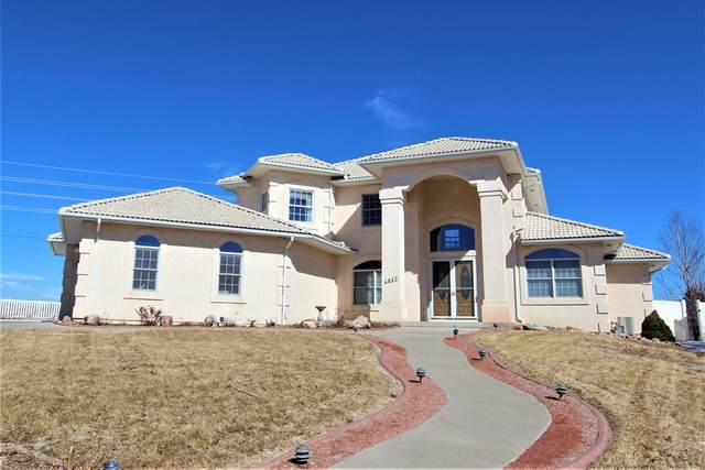 4812 Polo Court, Pueblo, CO 81001 (MLS #184543) :: The All Star Team of Keller Williams Freedom Realty