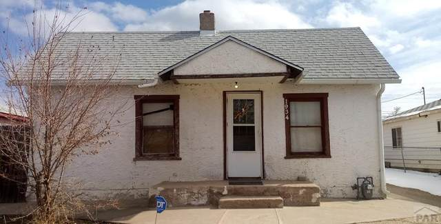 1934 Brown Ave, Pueblo, CO 81004 (MLS #184559) :: The All Star Team of Keller Williams Freedom Realty