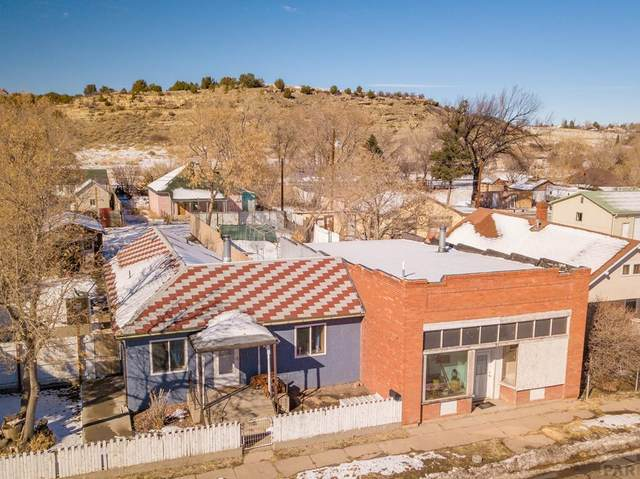 932 W 7th St, Walsenburg, CO 81089 (MLS #184575) :: The All Star Team of Keller Williams Freedom Realty