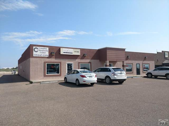 356 S Mcculloch Blvd W, Pueblo West, CO 81007 (MLS #184597) :: The All Star Team of Keller Williams Freedom Realty