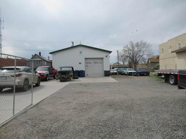 1321 E Abriendo Ave, Pueblo, CO 81004 (MLS #184606) :: The All Star Team of Keller Williams Freedom Realty