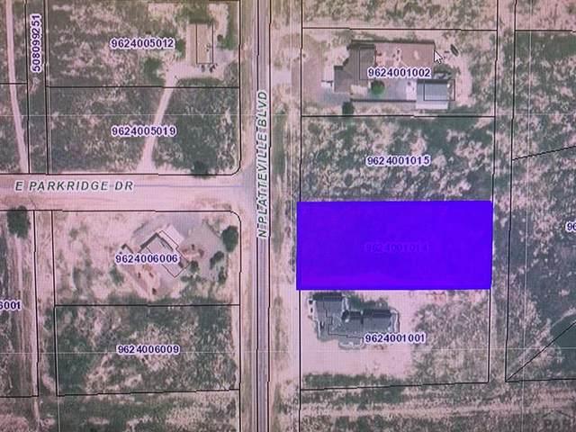 1192 N Platteville Blvd #2, Pueblo West, CO 81007 (MLS #184612) :: The All Star Team of Keller Williams Freedom Realty
