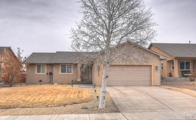 2327 Crestwood Ln, Pueblo, CO 81008 (MLS #184647) :: The All Star Team of Keller Williams Freedom Realty