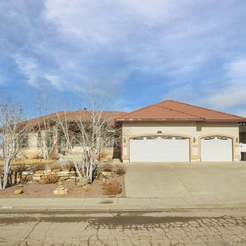4721 Desert Candle, Pueblo, CO 81001 (MLS #184825) :: The All Star Team of Keller Williams Freedom Realty
