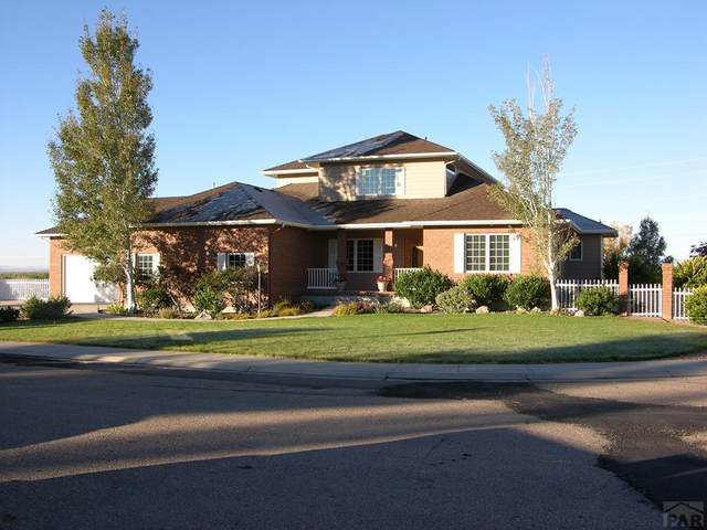8 Kalanchoe Ct., Pueblo, CO 81008 (MLS #184883) :: The All Star Team of Keller Williams Freedom Realty