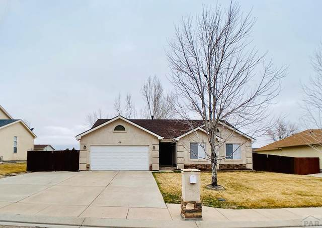 49 Altadena Dr, Pueblo, CO 81005 (MLS #185042) :: The All Star Team of Keller Williams Freedom Realty