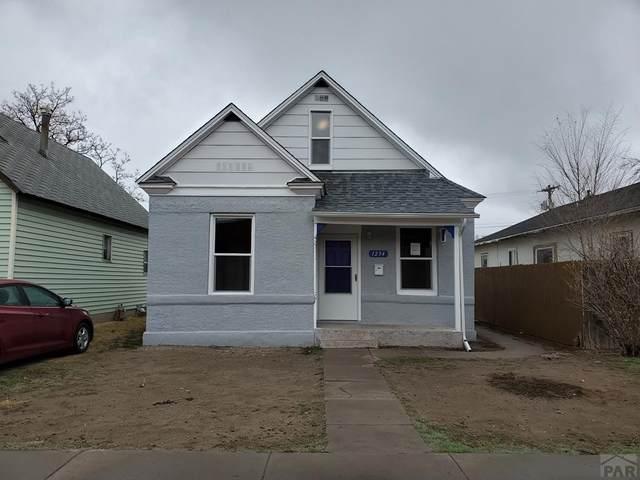 1234 Cedar Ave, Pueblo, CO 81004 (MLS #185114) :: The All Star Team of Keller Williams Freedom Realty