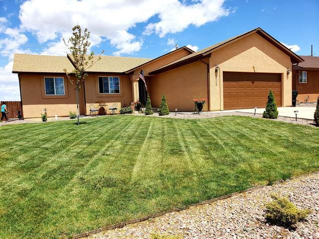 2405 Inspiration Ln, Pueblo, CO 81008 (MLS #185126) :: The All Star Team of Keller Williams Freedom Realty