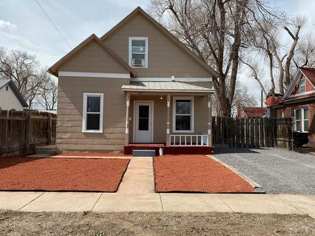 1611 Palmer Ave, Pueblo, CO 81004 (MLS #185212) :: The All Star Team of Keller Williams Freedom Realty
