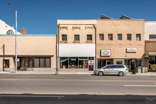416 N Santa Fe Ave, Pueblo, CO 81003 (MLS #185250) :: The All Star Team of Keller Williams Freedom Realty
