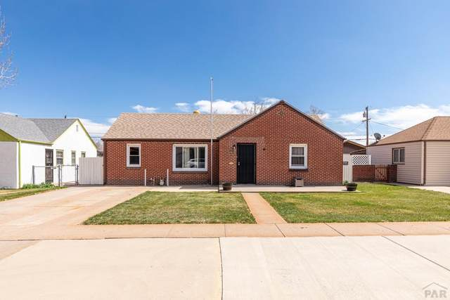 1812 Claremont Ave, Pueblo, CO 81004 (MLS #185269) :: The All Star Team of Keller Williams Freedom Realty
