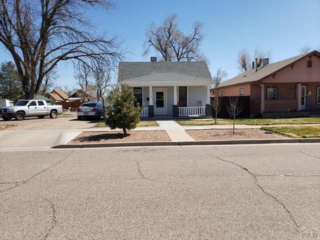 938 Bragdon Ave, Pueblo, CO 81004 (MLS #185280) :: The All Star Team of Keller Williams Freedom Realty