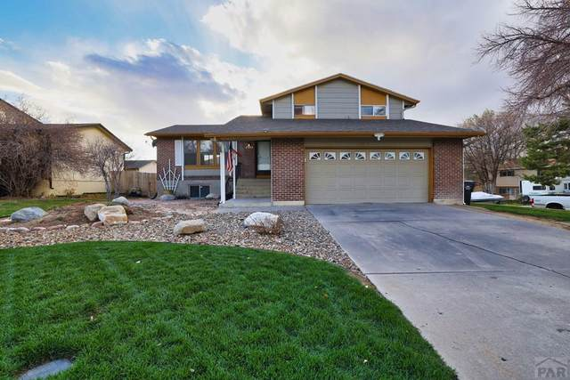 4339 Fireweed Dr, Pueblo, CO 81001 (MLS #185324) :: The All Star Team of Keller Williams Freedom Realty