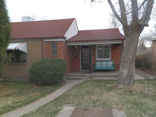 1938 Claremont Ave, Pueblo, CO 81004 (MLS #185333) :: The All Star Team of Keller Williams Freedom Realty