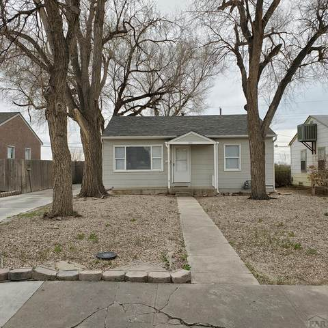 1920 W 27th St, Pueblo, CO 81003 (MLS #185348) :: The All Star Team of Keller Williams Freedom Realty