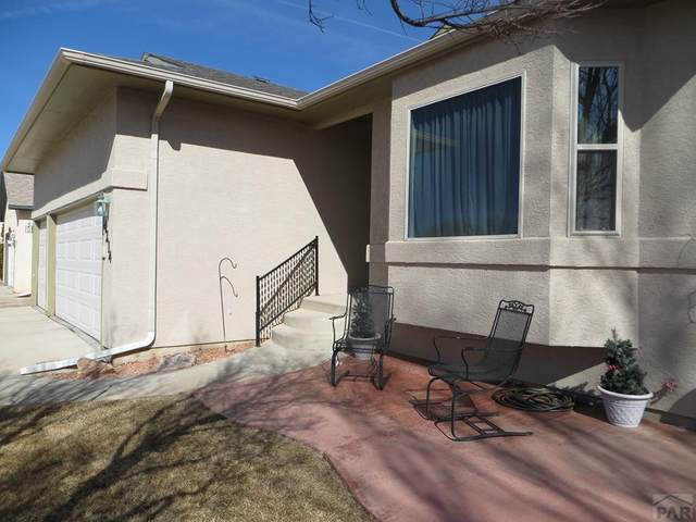 4214 Hideout Place, Pueblo, CO 81008 (MLS #185354) :: The All Star Team of Keller Williams Freedom Realty