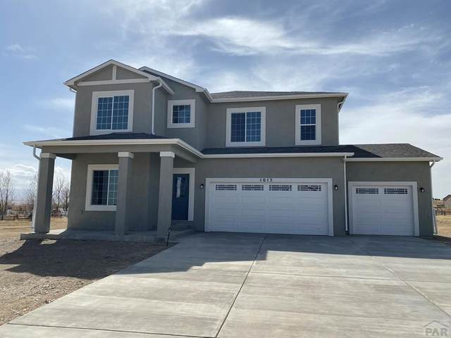 1015 S Indian Bend Dr, Pueblo West, CO 81007 (MLS #185378) :: The All Star Team of Keller Williams Freedom Realty