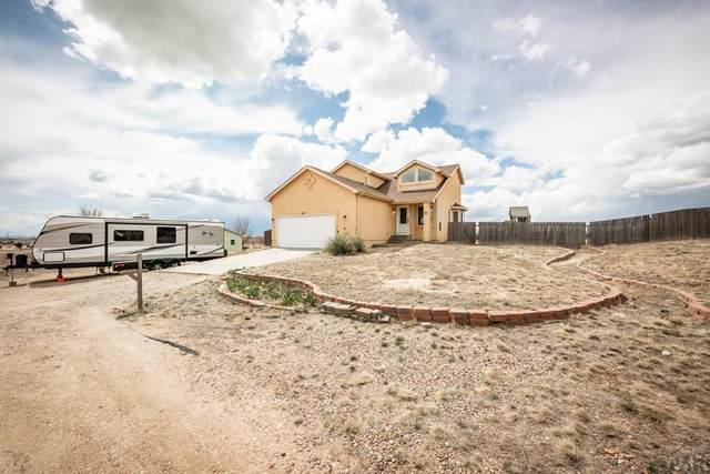 1167 N Linda Lane, Pueblo West, CO 81007 (MLS #185380) :: The All Star Team of Keller Williams Freedom Realty