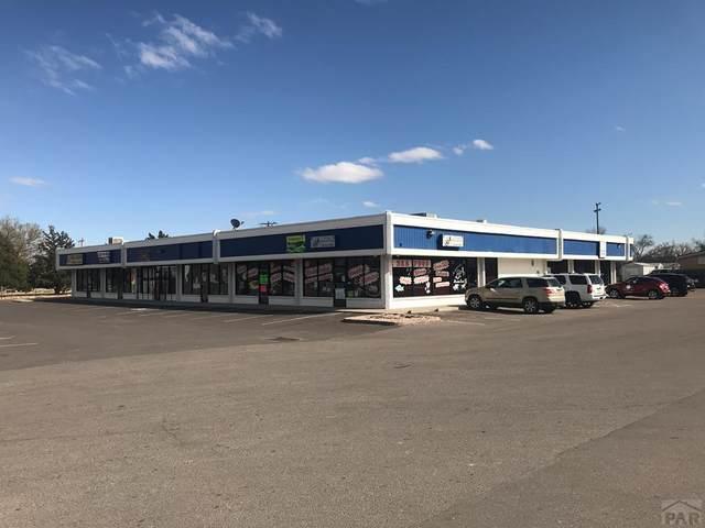 2648 Santa Fe Dr, Pueblo, CO 81006 (MLS #185382) :: The All Star Team of Keller Williams Freedom Realty