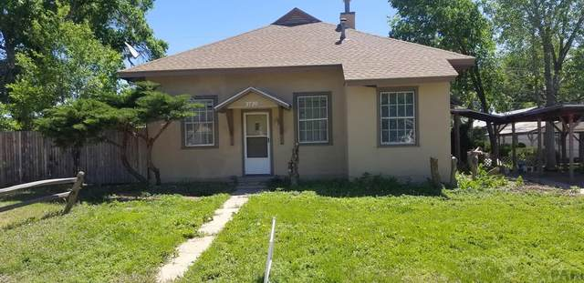 2720 Cheyenne Ave 1 - 4, Pueblo, CO 81003 (MLS #185386) :: The All Star Team of Keller Williams Freedom Realty