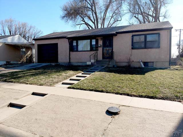 1635 Horseshoe Dr, Pueblo, CO 81001 (MLS #185388) :: The All Star Team of Keller Williams Freedom Realty