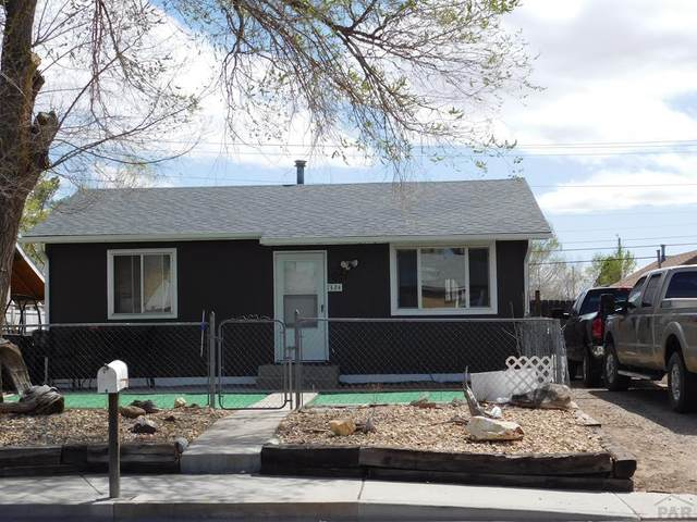 1324 E River St, Pueblo, CO 81001 (MLS #185399) :: The All Star Team of Keller Williams Freedom Realty