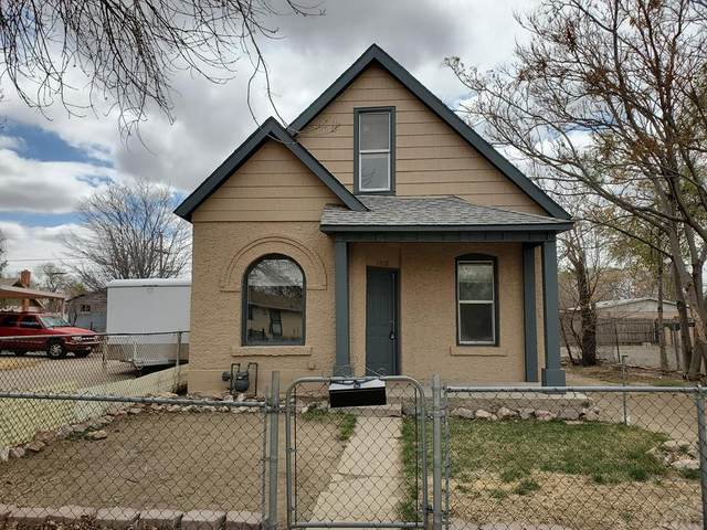 1018 E Ash St, Pueblo, CO 81001 (MLS #185407) :: The All Star Team of Keller Williams Freedom Realty