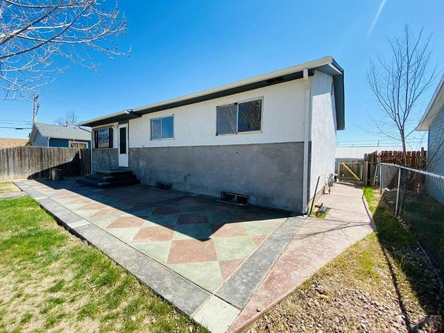 1806 W 22nd St, Pueblo, CO 81003 (MLS #185417) :: The All Star Team of Keller Williams Freedom Realty