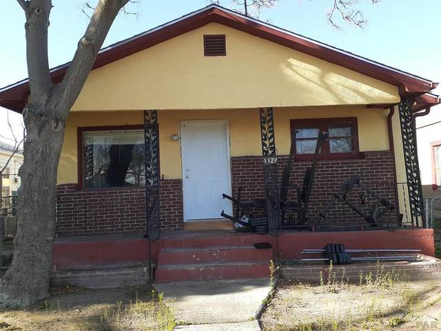 1127 W 16th St, Pueblo, CO 81003 (MLS #185418) :: The All Star Team of Keller Williams Freedom Realty
