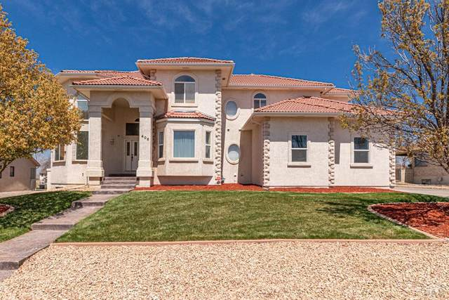 405 W Palmer Lake Dr, Pueblo West, CO 81007 (MLS #185541) :: The All Star Team of Keller Williams Freedom Realty