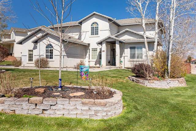 7 Pasadena Dr, Pueblo, CO 81005 (MLS #185564) :: The All Star Team of Keller Williams Freedom Realty