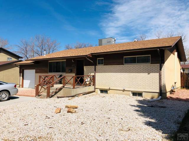 69 Louis Nelson Rd, Pueblo, CO 81001 (MLS #185644) :: The All Star Team of Keller Williams Freedom Realty
