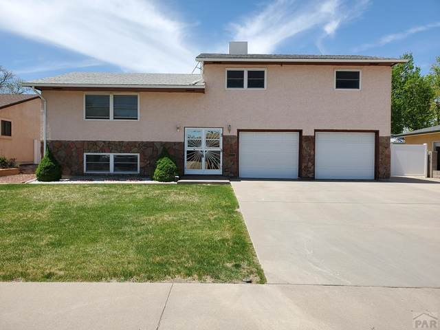 27 Cornell Circle, Pueblo, CO 81005 (MLS #185805) :: The All Star Team of Keller Williams Freedom Realty
