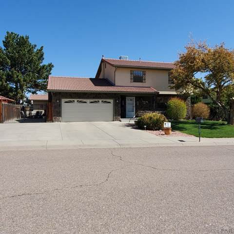 3 Alta Loma, Pueblo, CO 81005 (MLS #185812) :: The All Star Team of Keller Williams Freedom Realty