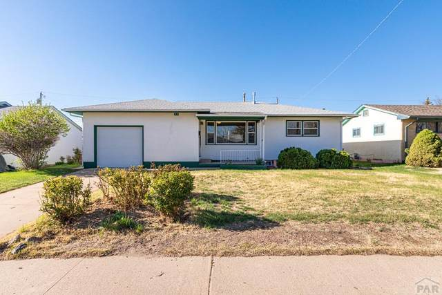 30 Purdue St, Pueblo, CO 81005 (MLS #185839) :: The All Star Team of Keller Williams Freedom Realty