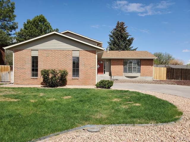 3 Mendecino Dr, Pueblo, CO 81005 (MLS #185844) :: The All Star Team of Keller Williams Freedom Realty