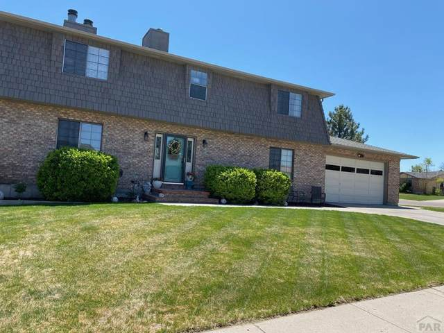 7 Bandera Court, Pueblo, CO 81005 (MLS #185903) :: The All Star Team of Keller Williams Freedom Realty