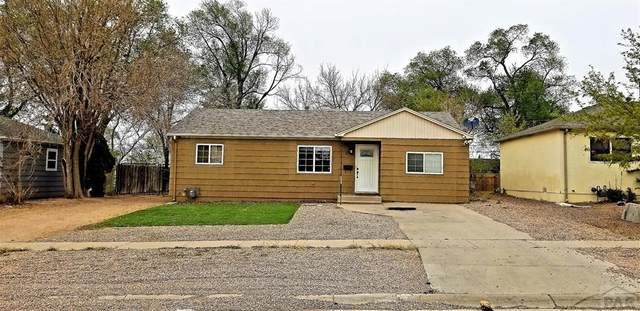 1209 Ruppel St, Pueblo, CO 81001 (MLS #185918) :: The All Star Team of Keller Williams Freedom Realty