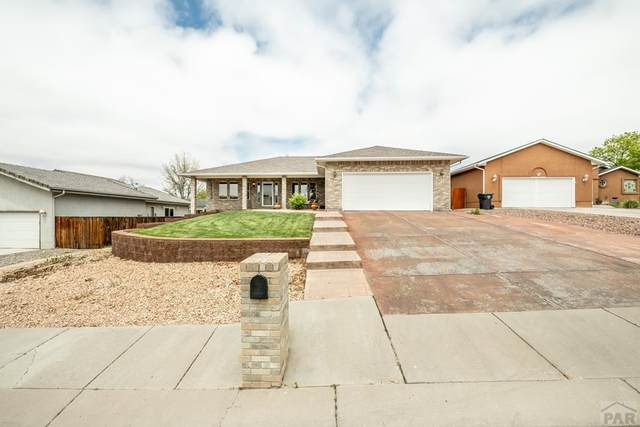 11 Blue Sky Court, Pueblo, CO 81001 (MLS #185973) :: The All Star Team of Keller Williams Freedom Realty