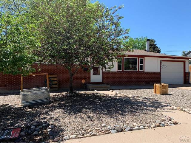 1623 Iroquois Rd, Pueblo, CO 81001 (MLS #186031) :: The All Star Team of Keller Williams Freedom Realty
