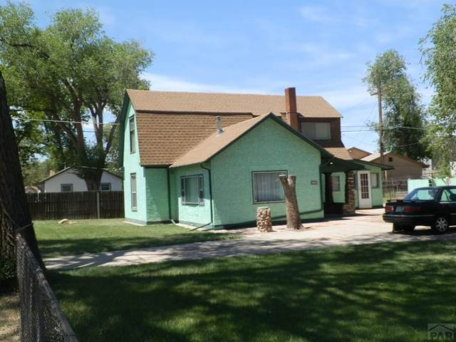 2631 E Orman Ave, Pueblo, CO 81004 (MLS #186045) :: The All Star Team of Keller Williams Freedom Realty