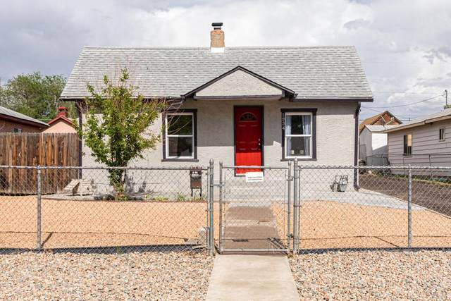 1934 Brown Ave, Pueblo, CO 81004 (MLS #186102) :: The All Star Team of Keller Williams Freedom Realty