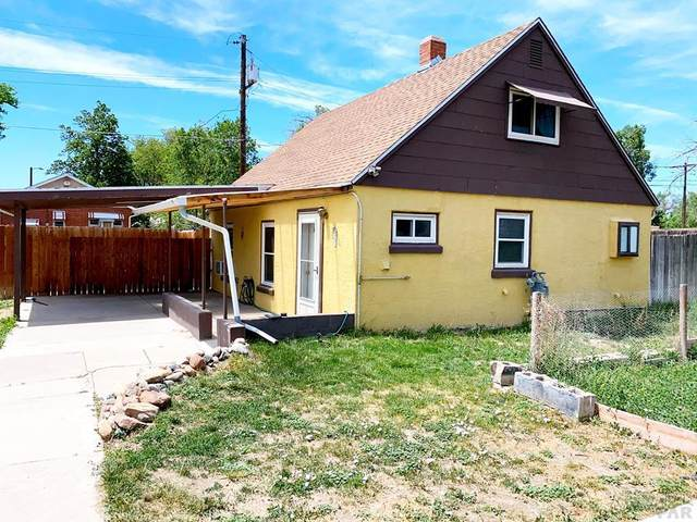 2315 Oakland Ave, Pueblo, CO 81004 (MLS #186108) :: The All Star Team of Keller Williams Freedom Realty