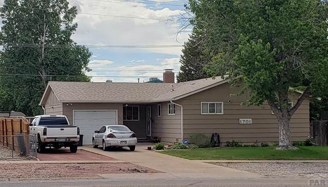 1701 Jerry Murphy Rd, Pueblo, CO 81001 (MLS #186210) :: The All Star Team of Keller Williams Freedom Realty
