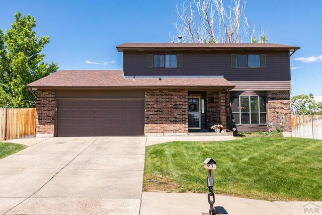 43 Verdosa Dr, Pueblo, CO 81005 (MLS #186237) :: The All Star Team of Keller Williams Freedom Realty